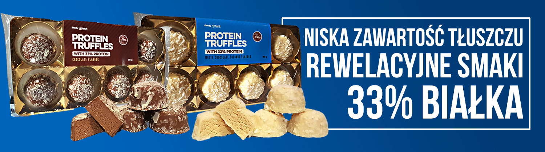 protein truffle body attack